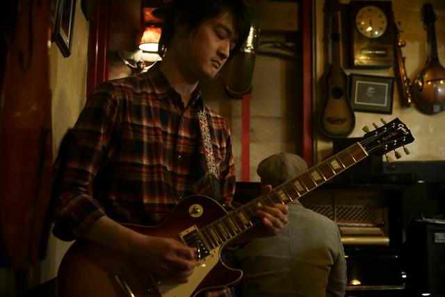 Apollo blues session, Tokyo, 16 Apr 2015. 043