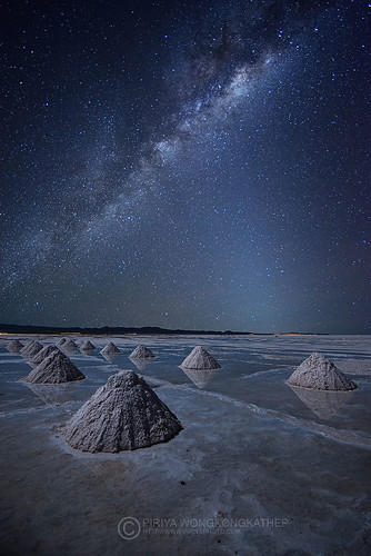 night star salt bolivia production uyuni milkyway