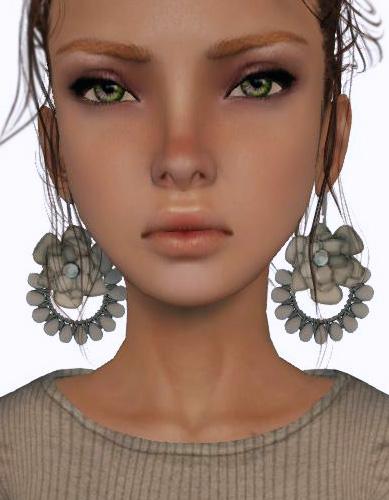 [ glow ] studio Lolita Earrings