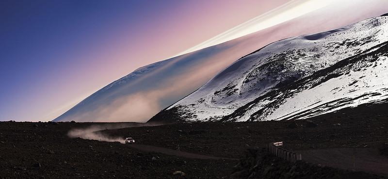 Martian Hawaii