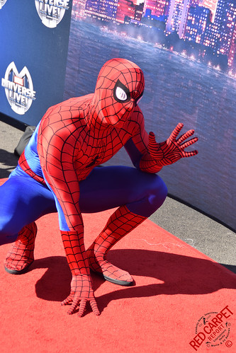 , Spiderman at the MARVEL UNIVERSE LIVE! celebrity premiere #MarvelUniverseLIVE – DSC_0071, My cartoon Blog, My cartoon Blog