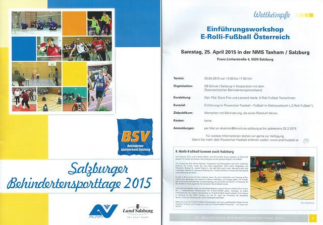 Behinderten-Sportverband Salzburg