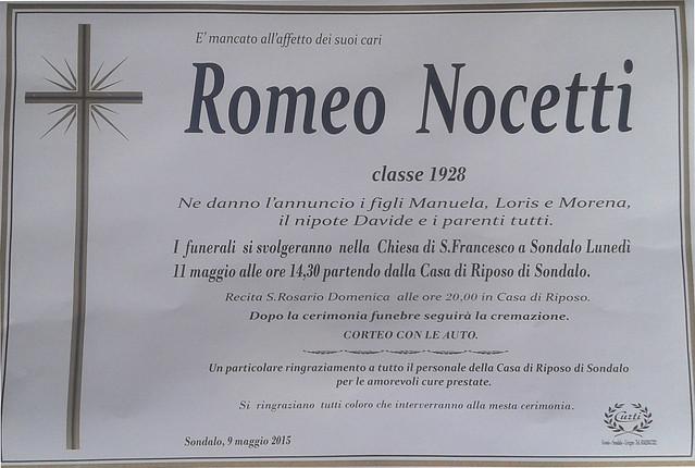 Nocetti Romeo