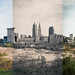 Cleveland Panoramic by Franki Blaise