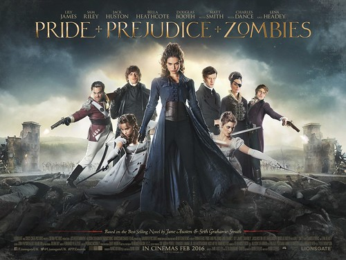 Pride and Prejudice and Zombies - Poster 4