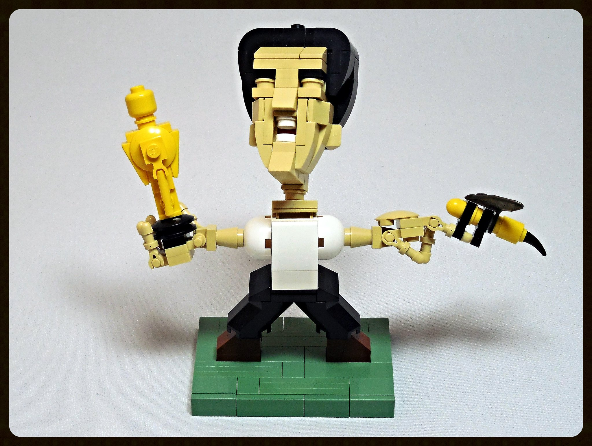 LEGO® MOC by Vitreolum: Not the Bees!!!