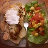 Forget battling lines. Cinco en la casa is the way to go. Bravo, chef @imtopher. :clap: