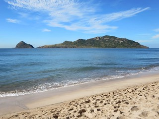Image of Playa Brujas. mexico mazatlan sinaloa zonadorada isladevenados