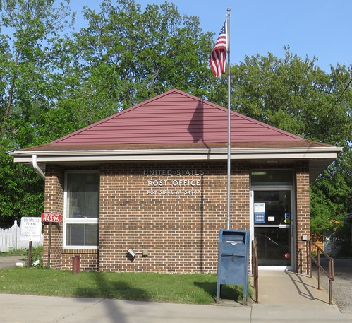 Post Office 54967 (Poy Sippi, Wisconsin)