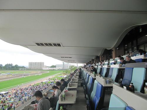 函館競馬場の指定席