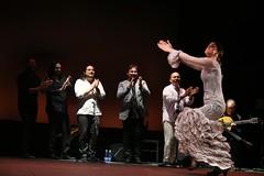 Spectacle de Pepe Habichuela, Patricia Guerrero et El Pele