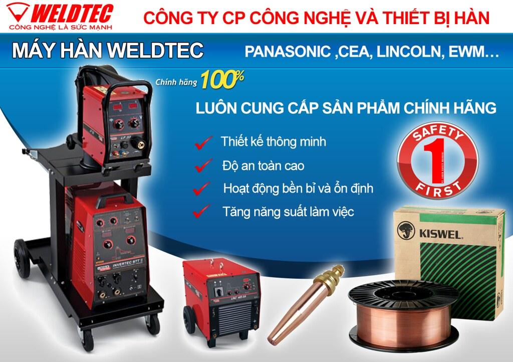 MÁY HÀN- Các loại máy hàn với giá theo giá niêm yết nhà cung cấp - 1