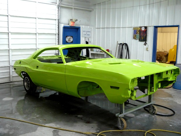 1971 Dodge Challenger - Hodge Restorations