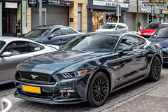 Ford Mustang Fastback 5.0 GT '50th Anniversary Edition'