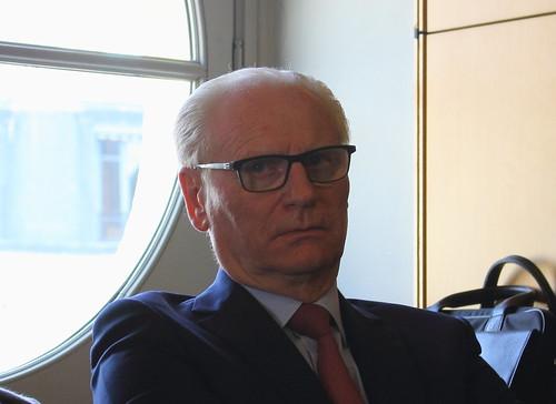 Alain Kouck (Editis) - Débat du Forum d'Avignon