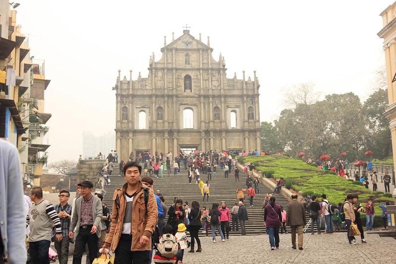 St. Paul ruins