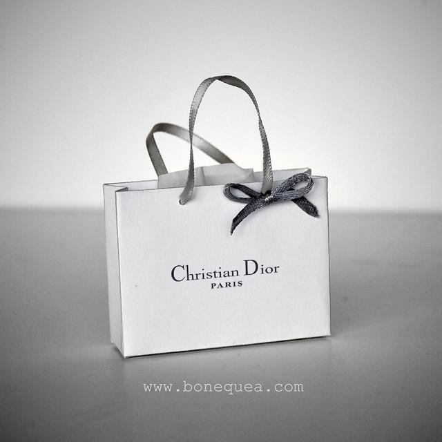 Shop bag Dior.