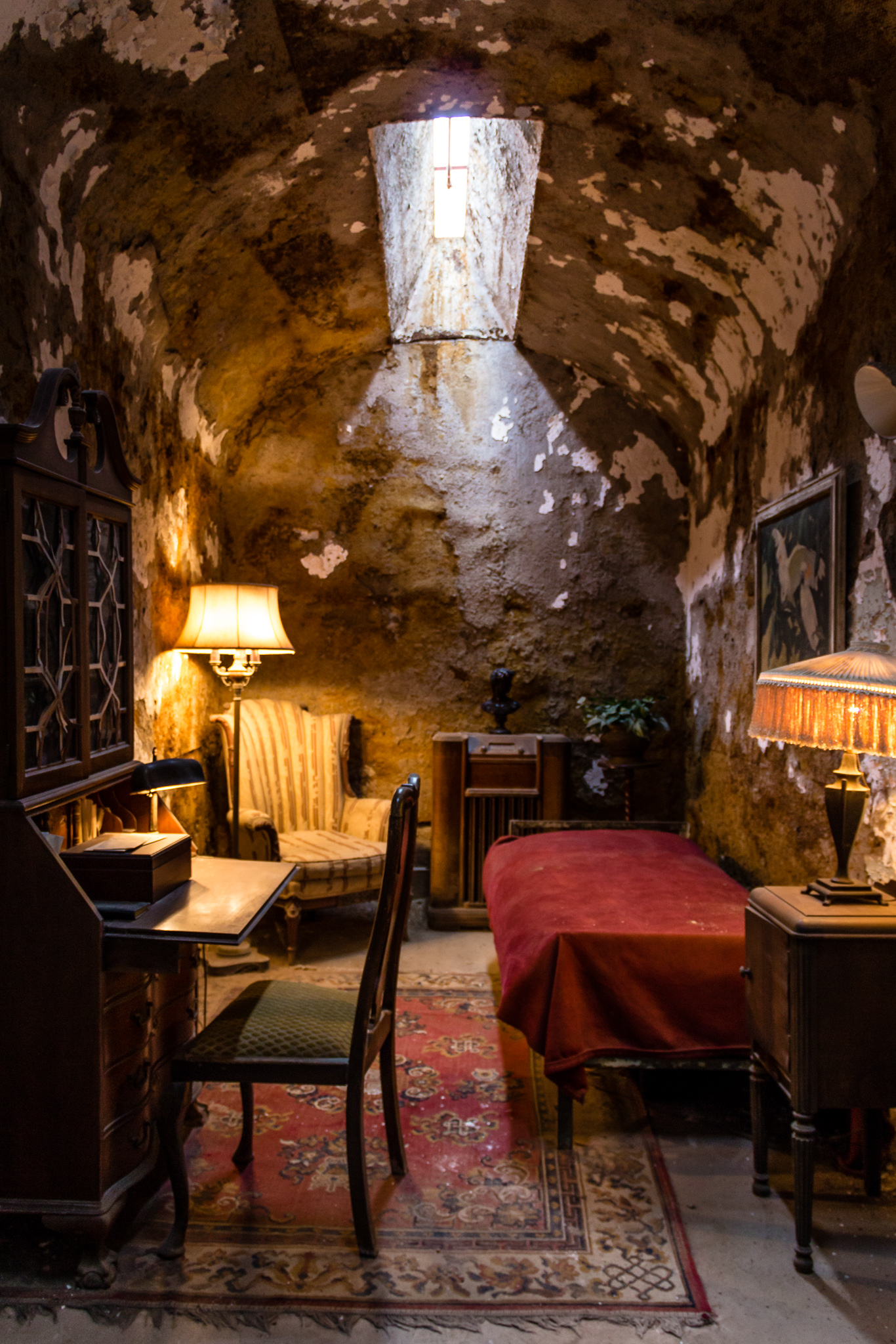 Al Capone's Jailhouse Suite
