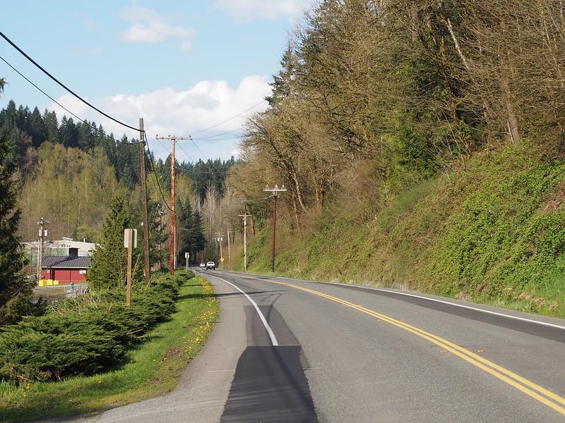 Auburn–Black Diamond Road