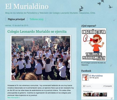 Blog El Murialdino