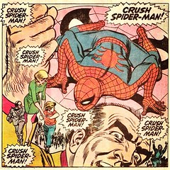 Crush #SpiderMan! #comics
