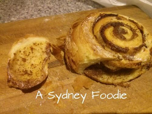 Cinnamon Swirl @ Black Star Pastry
