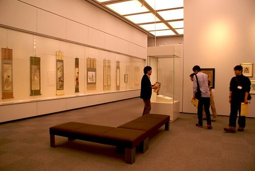 新潟県立歴史博物館 - 大正ロマン昭和モダン展
