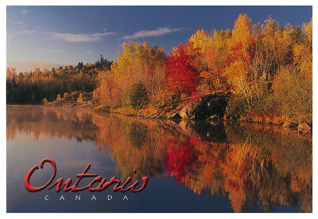 Ontario - colors of fall 1