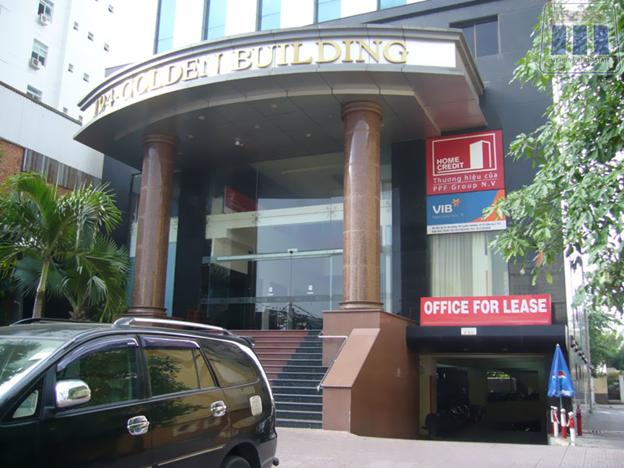 Cao Ốc Văn Phòng 194 Building