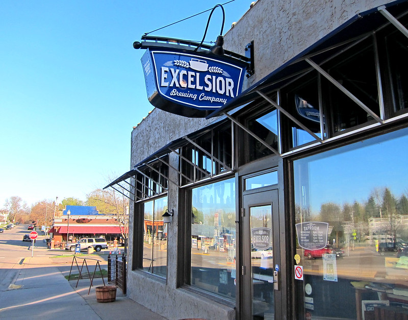 Excelsior brewery