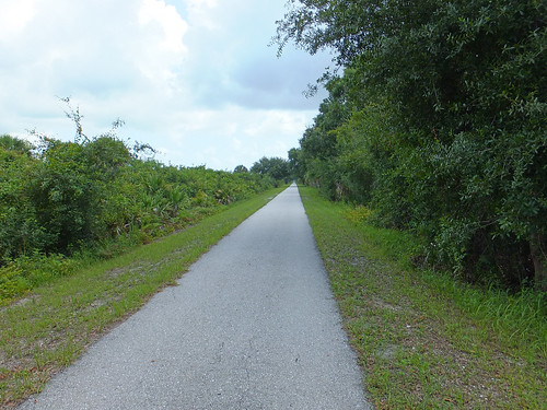 Bicycle trail to Boca Grande