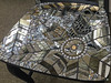 Homage to Edgar Brandt - mosaic chair