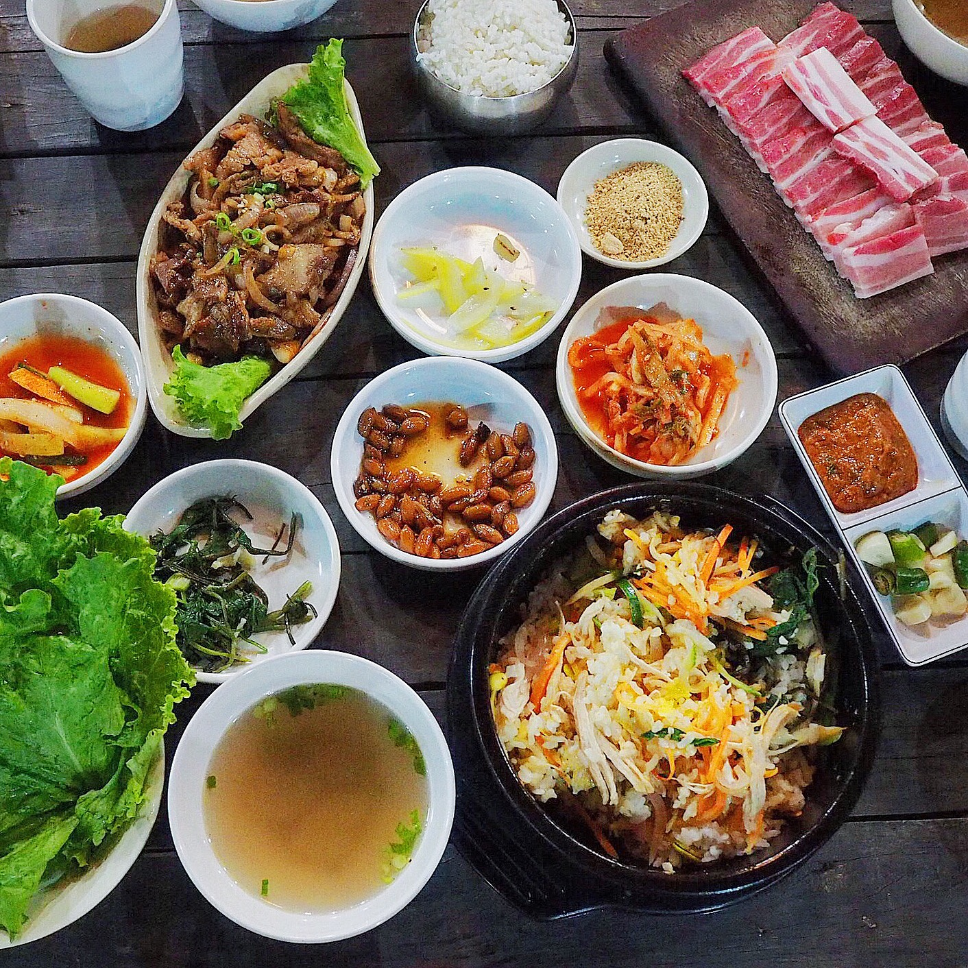 kathmandu-korean-food