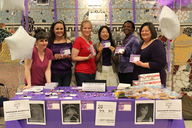 2015 Purple Card Campaign