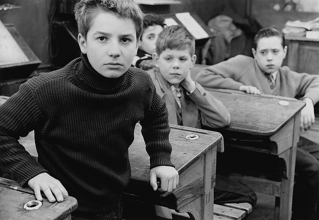 "jean-Pierre Léaud, in the ""400 blows"""