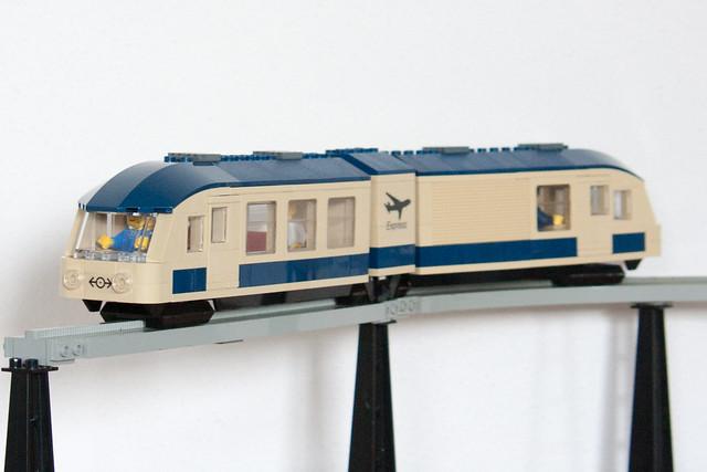 Vintage Monorail 1