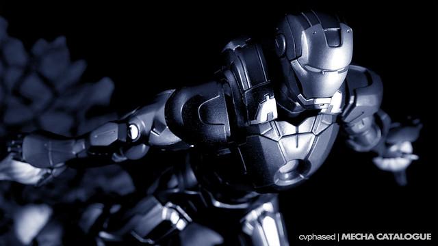 Figma Iron Man Mark 7