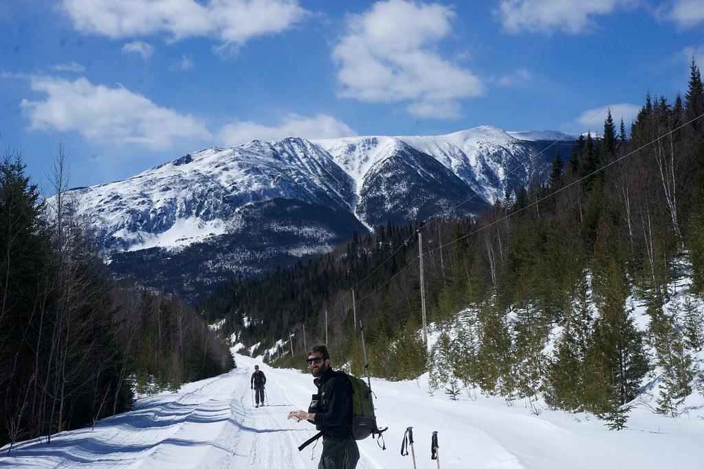 chic choc ski guide book