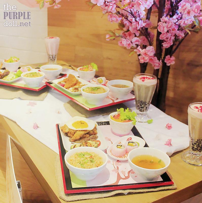 Sakura Festival at Tokyo Bubble Tea