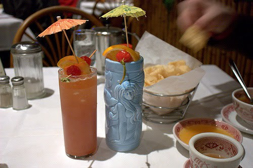 [Chinese Recipes] Zombie Drink