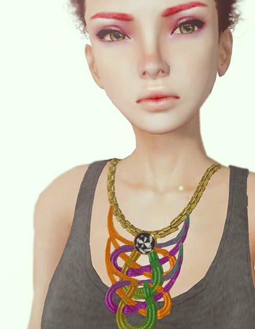 [ glow ] studio Nodes Necklaces