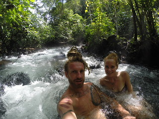 Free Tabacon Hot Springs