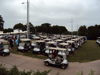 Dallas Charity Drive Golf Tournament 2015