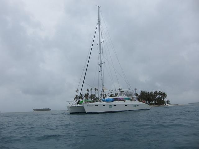 Luxurious Catamaran, made in Peru, registered in Nevada