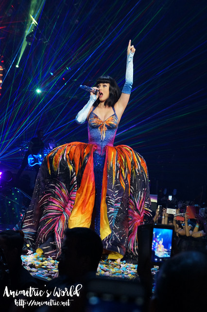 Katy Perry Prismatic World Tour Manila