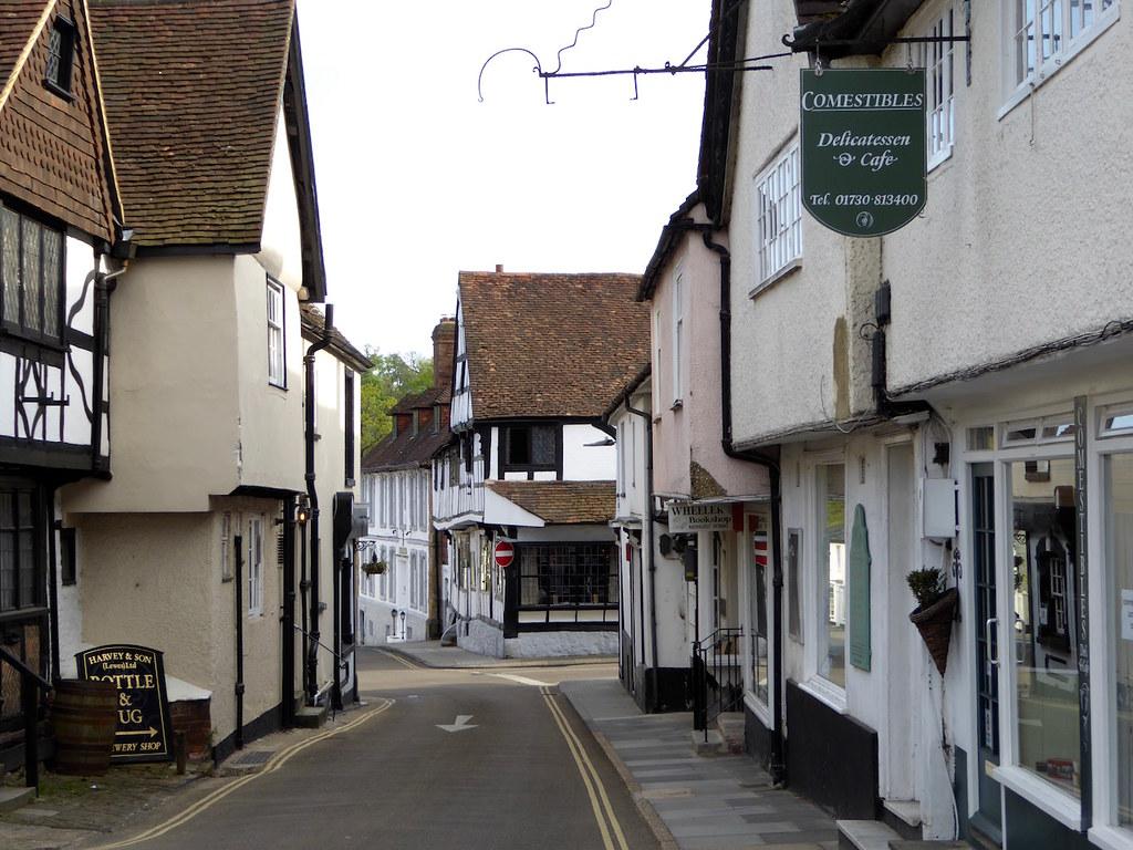 Midhurst Haslemere to Midhurst walk