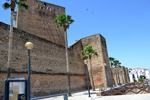 Murallas medievales de Olivenza