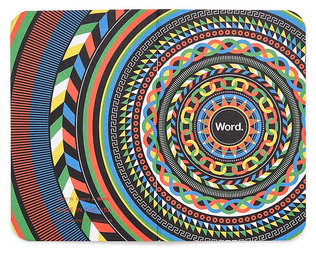 Word Notebooks.