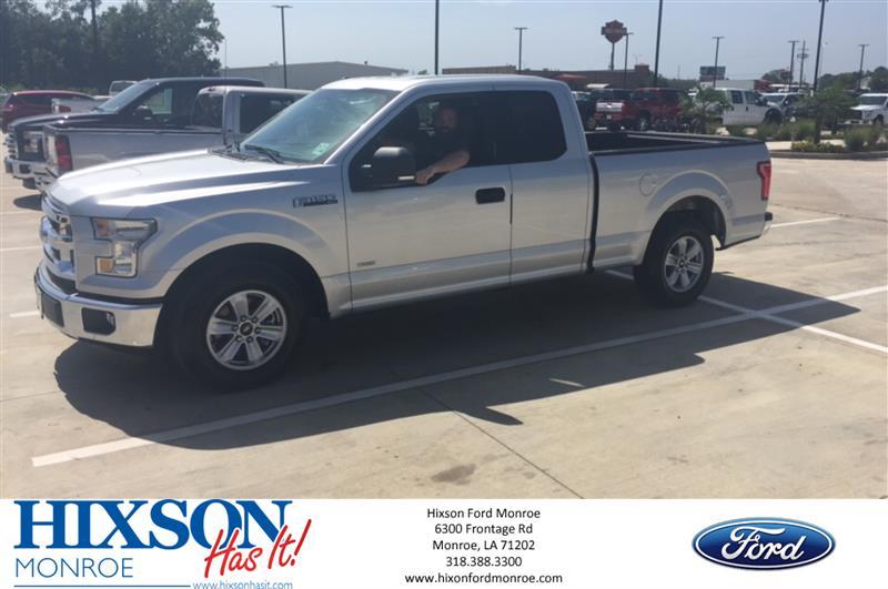 Hixson Ford Monroe >> Hixson Ford Of Monroe Customer Review Jonathan Trickett At