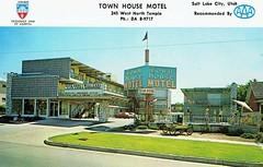 Town House Motel, Salt Lake City, UT